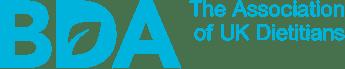 BDA dietetic logo